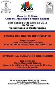 20160409 - bitcoin, la evolucion del dinero